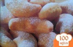 Фото рецепта: «Пончики лимонные»