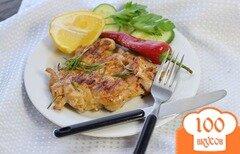 Фото рецепта: «Острая куриная грудка»