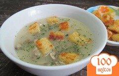 Фото рецепта: «Французский суп с шампиньонами»