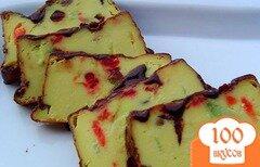 Фото рецепта: «Сырник с цукатами»