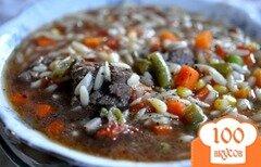 Фото рецепта: «Говяжий суп»