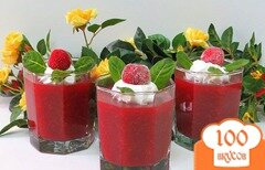 Фото рецепта: «Десерт из киселя»
