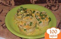 Фото рецепта: «Ленивые пельмени в соусе»