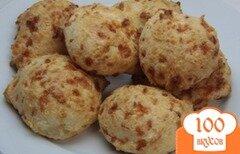 Фото рецепта: «Сырные булочки Пао де кежо»