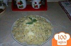Фото рецепта: «Макароны с сыром... супер быстрые)»
