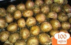 Фото рецепта: «Запеченный картофель с тимьяном»
