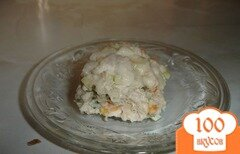 Фото рецепта: «Котлеты из индейки в мультиварке»
