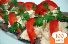 Фото рецепта: «Закуска из языка и сыра + бонус»