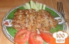 Фото рецепта: «Котлеты рубленные из свинины»