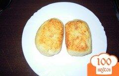 Фото рецепта: «Картофельные зразы с грибами»