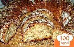 Фото рецепта: «Хлеб- бублик»