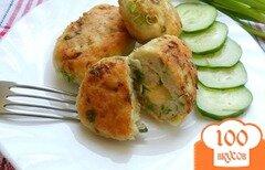 Фото рецепта: «Котлеты куриные с капустой и сыром»