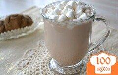 Фото рецепта: «Горячий карамельный шоколад»