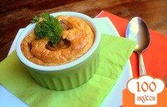 Фото рецепта: «Омлет с грибами»
