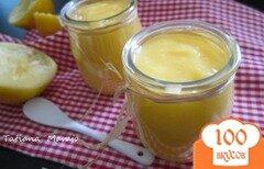 Фото рецепта: «Лимонный курд»
