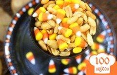 Фото рецепта: «Орехово-кукурузная смесь»