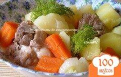 Фото рецепта: «Рагу из курицы с овощами»
