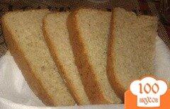 Фото рецепта: «Пшенично-ржаной хлеб на кефире»