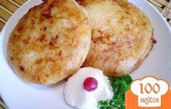 Фото рецепта: «Рыбные котлеты из пангасиуса»