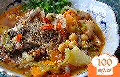Фото рецепта: «Суп из баранины с картофелем»