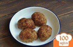 Фото рецепта: «Куриные котлеты с капустой»