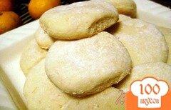 Фото рецепта: «Песочное апельсиновое печенье»