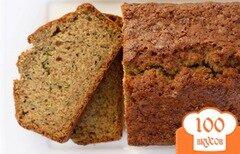 Фото рецепта: «Кабачковый хлеб»