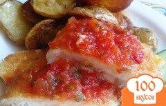 Фото рецепта: «Филе хека в льезоне»