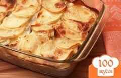 Фото рецепта: «Запеканка картофельная с фаршем»