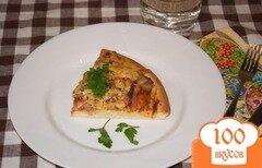 Фото рецепта: «Пицца на заготовке»