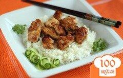 Фото рецепта: «Рыба в имбирном маринаде»
