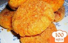 Фото рецепта: «Морковные котлеты»