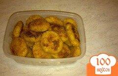 Фото рецепта: «Картофельные котлеты с рисом»