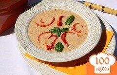 Фото рецепта: «Крем-суп из запечёных овощей.»