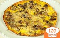 Фото рецепта: «Фриттата с грибами»