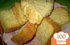 Фото рецепта: «Хлеб на мёде и горчице с кунжутом»
