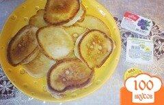 Фото рецепта: «Оладушки с мацони»