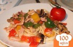 Фото рецепта: «Итальянская паста в винном соусе»