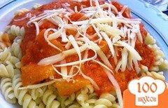 Фото рецепта: «Макароны с соусом из паприки»