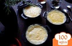 Фото рецепта: «Кукурузная каша в горшочке»