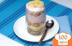 Фото рецепта: «Парфе на завтрак»