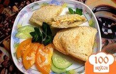 Фото рецепта: «Сэндвич с рыбой»