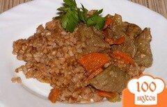 Фото рецепта: «Гречотто с сельдереем»