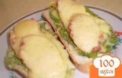 """Фото рецепта: «Бутерброды """"Летние""""»"""