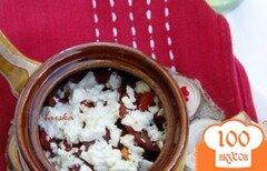 Фото рецепта: «Греческая закуска из томатов Буюрди»