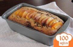 Фото рецепта: «Хлеб с персиковым коблером»