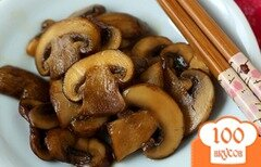 Фото рецепта: «Грибы в соусе Амазу»
