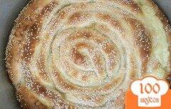Фото рецепта: «Сырный пирог»