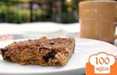 Фото рецепта: «Овсяное печенье с тыквой»