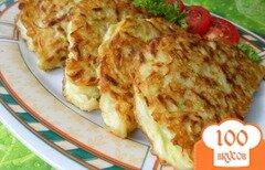 Фото рецепта: «Кабачковые пирожки с мясом»